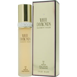 White Diamonds By Elizabeth Taylor Eau De Parfum Spray 1.7 Oz