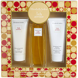 Elizabeth Arden Gift Set Fifth Avenue By Elizabeth Arden