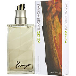 Kenzo Jungle By Kenzo Edt Spray 3.4 Oz