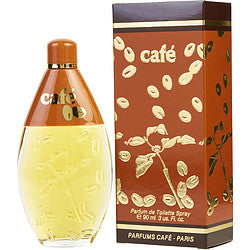 Cafe By Cofinluxe Parfum De Toilette Spray 3 Oz