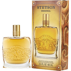 Stetson By Coty Cologne 2 Oz (edition Collector's Bottle)
