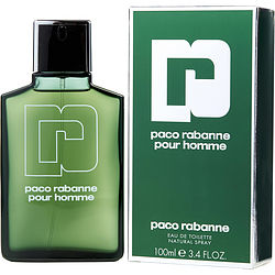 Paco Rabanne By Paco Rabanne Edt Spray 3.4 Oz