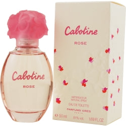 Cabotine Rose By Parfums Gres Edt Spray 1.7 Oz