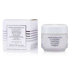 Sisley Botanical Moisturizer With Cucumber (jar)--50ml-1.6oz