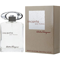 Incanto By Salvatore Ferragamo Edt Spray 3.4 Oz