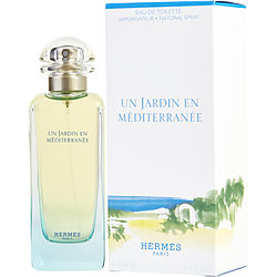 Un Jardin En Mediterranee By Hermes Edt Spray 3.3 Oz