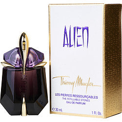 Alien By Thierry Mugler Eau De Parfum Spray Refillable 1 Oz