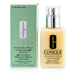 Dramatically Different Moisturising Gel - Combination Oily To Oily ( With Pump )--125ml-4.2oz