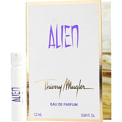 Alien By Thierry Mugler Eau De Parfum Spray Vial On Card