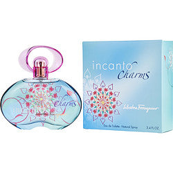 Incanto Charms By Salvatore Ferragamo Edt Spray 3.4 Oz