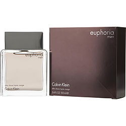 Euphoria Men By Calvin Klein Aftershave 3.4 Oz