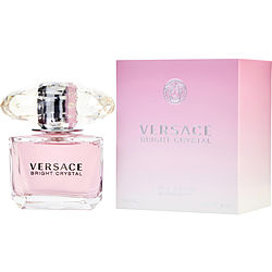 Versace Bright Crystal By Gianni Versace Edt Spray 3 Oz