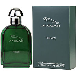 Jaguar By Jaguar Edt Spray 3.4 Oz