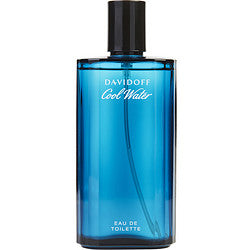 Cool Water By Davidoff Edt Spray 4.2 Oz (unboxed)