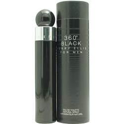 Perry Ellis 360 Black By Perry Ellis Edt Spray 1.7 Oz