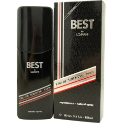 Best By Lomani Edt Spray 3.3 Oz