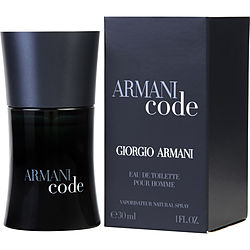 Armani Code By Giorgio Armani Edt Spray 1 Oz