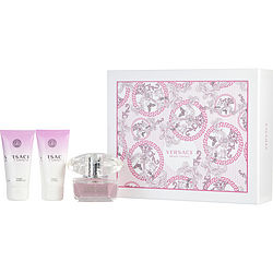 Gianni Versace Gift Set Versace Bright Crystal By Gianni Versace