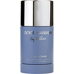 D & G Light Blue By Dolce & Gabbana Deodorant Stick 2.4 Oz