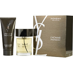 L'homme Yves Saint Laurent By Yves Saint Laurent Edt Spray 3.3 Oz & All Over Shower Gel 3.3 Oz (travel Offer)
