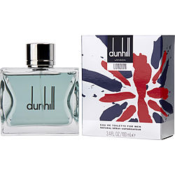 Dunhill London By Alfred Dunhill Edt Spray 3.4 Oz