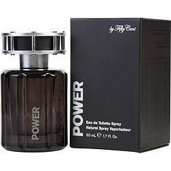 Power By Fifty Cent By 50 Cent Edt Spray 1.7 Oz