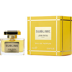 Sublime By Jean Patou Eau De Parfum .16 Oz Mini
