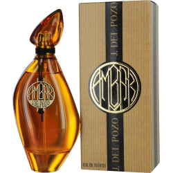 J Del Pozo Ambar By Jesus Del Pozo Edt Spray 3.4 Oz