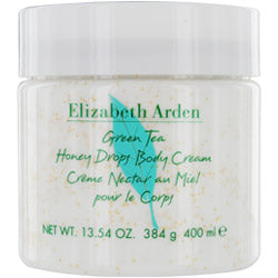Green Tea By Elizabeth Arden Honey Drops Body Cream 13.5 Oz