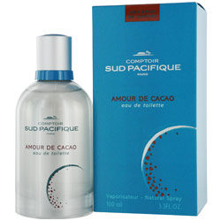 Comptoir Sud Pacifique Amour De Cacao By Comptoir Sud Pacifique Edt Spray 3.3 Oz (glass Bottle)