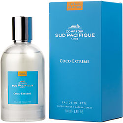 Comptoir Sud Pacifique Coco Extreme By Comptoir Sud Pacifique Edt Spray 3.3 Oz (glass Bottle)
