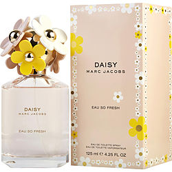 Marc Jacobs Daisy Eau So Fresh By Marc Jacobs Edt Spray 4.2 Oz