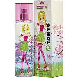 Paris Hilton Passport Tokyo By Paris Hilton Edt Spray 3.4 Oz