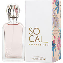 Hollister Socal By Hollister Eau De Parfum Spray 1.7 Oz