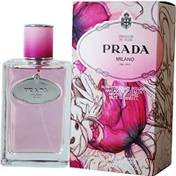Prada Infusion De Rose By Prada Eau De Parfum Spray 3.4 Oz
