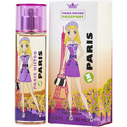 Paris Hilton Passport Paris By Paris Hilton Edt Spray 1 Oz