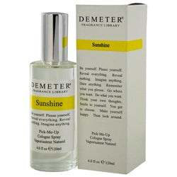 Demeter Sunshine By Demeter Cologne Spray 4 Oz