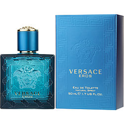 Versace Eros By Gianni Versace Edt Spray 1.7 Oz
