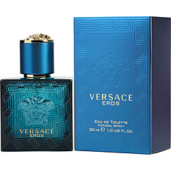Versace Eros By Gianni Versace Edt Spray 1 Oz
