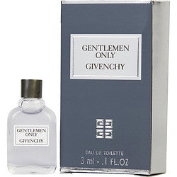 Gentlemen Only By Givenchy Edt .1 Oz Mini