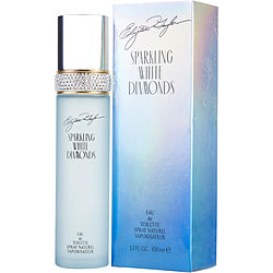 White Diamonds Sparkling By Elizabeth Taylor Edt Spray 3.3 Oz