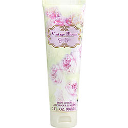 Vintage Bloom By Jessica Simpson Body Lotion 3 Oz