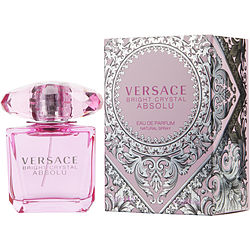 Versace Bright Crystal Absolu By Gianni Versace Eau De Parfum Spray 1 Oz