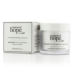 Renewed Hope In A Jar Refreshing And Refining Moisturizer --60ml-2oz