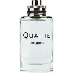 Boucheron Quatre By Boucheron Edt Spray 3.3 Oz *tester