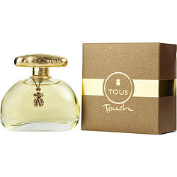 Tous Touch By Tous Edt Spray 3.4 Oz (new Packaging)