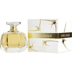 Living Lalique By Lalique Eau De Parfum Spray 3.3 Oz