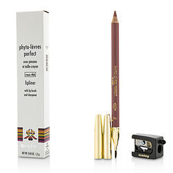 Sisley Phyto Levres Perfect Lipliner With Lip Brush And Sharpener - #3 Rose The --1.2g-0.04oz By Sisley