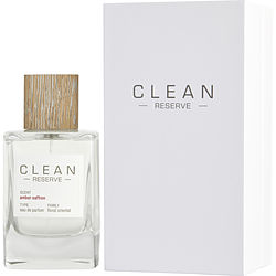 Clean Reserve Amber Saffron By Clean Eau De Parfum Spray 3.4 Oz