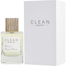Clean Reserve Smoked Vetiver By Clean Eau De Parfum Spray 3.4 Oz